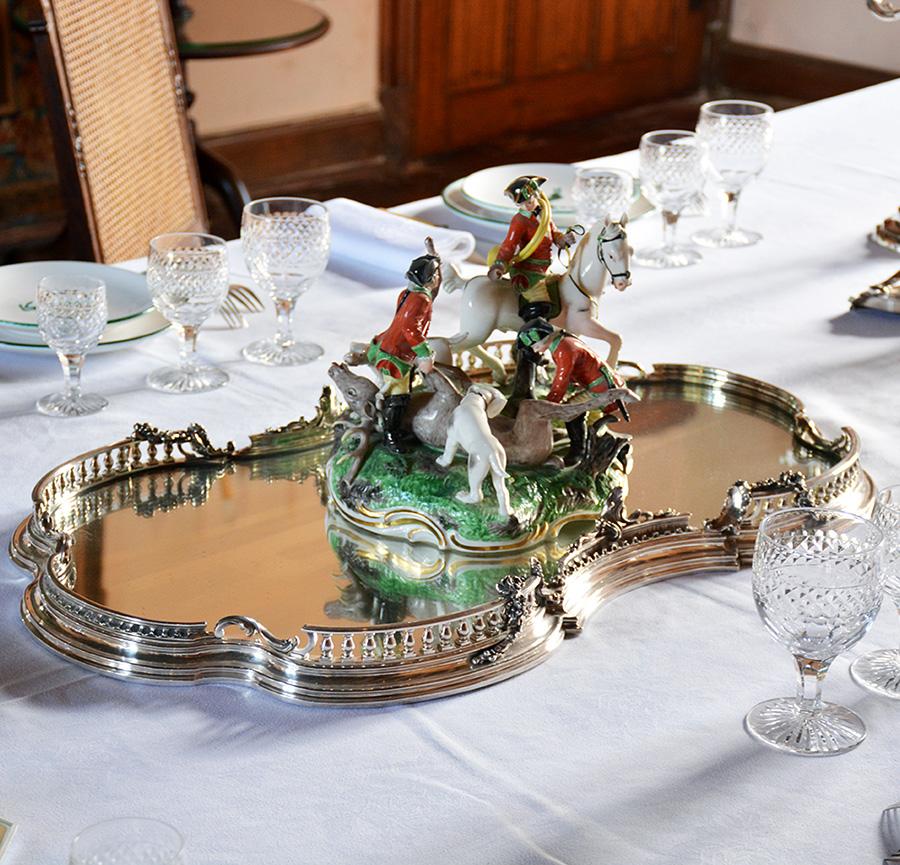 chateau de touraine salle a manger